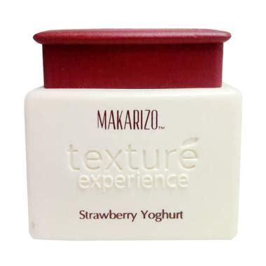 Masker Rambut Strawberry Makarizo masker rambut makarizo makarizo jual produk terbaru