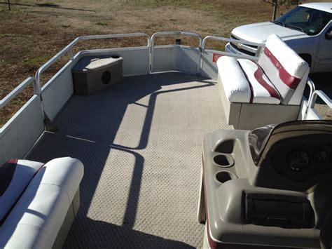 pontoon boat seats sun tracker sun tracker pontoon boat 1998 for sale for 6 500 boats