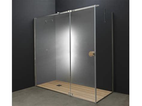 box doccia acciaio inox y1 box doccia by aisi design design romano adolini