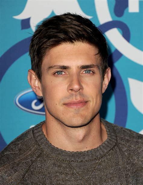 christopher lowell chris lowell photos photos arrivals at fox fall eco