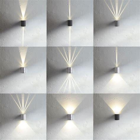 hausbeleuchtung innen baleno led wandleuchte f 252 r aussen und innen weiss