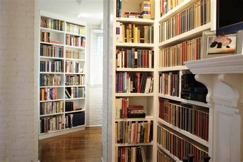 custom bookshelves nyc built in shelving