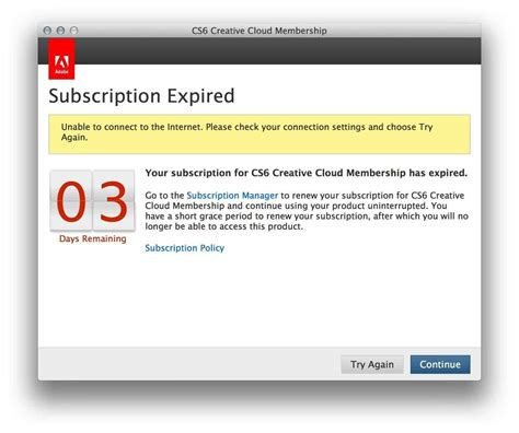 Adobe Illustrator Cs6 Your Trial Has Expired | adobe cs5 expired fix serial activation amtlib dll patch