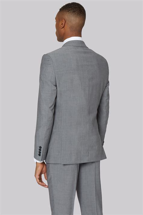 Jaket 2 In 1 Dc Light Gray dkny slim fit light grey jacket