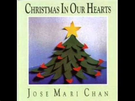 jose mari chan christmas in our hearts minus one