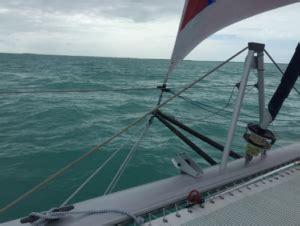catamaran cross beam design trogear the bowsprit that you can install when you desire