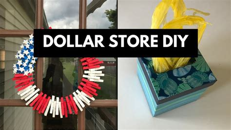 diy dollar tree crafts dollar tree diy summer decor and storage ideas giveaway closed