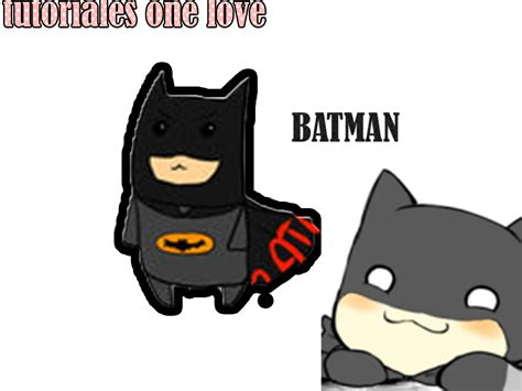 Imagenes De Batman Kawaii | walpapper de batman kawaii by tutosonelove on deviantart