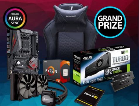 Ncix Sweepstakes - ncix 21st anniversary giveaway