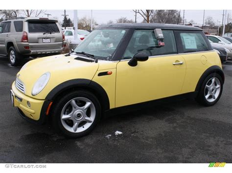 Mini Cooper Yellow by 2002 Liquid Yellow Mini Cooper Hardtop 46545389 Photo 5