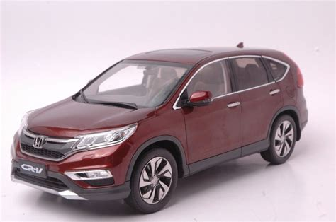 honda model car kits brown 1 18 honda cr v crv suv 2015 collectable diecast