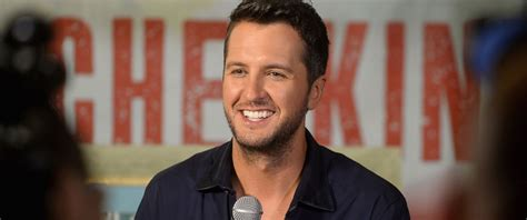 luke bryan questions luke bryan sees his life story on display at country music