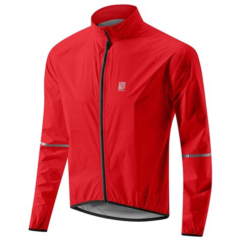 100 Thin Waterproof Cycling Jacket Ladies