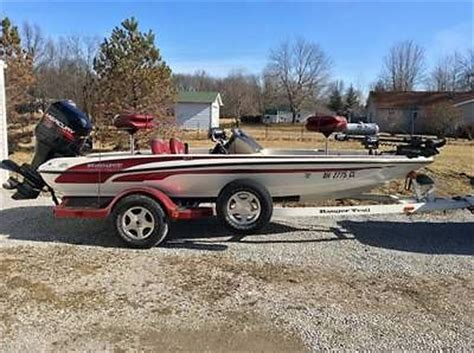 ranger bass boat no motor for sale 1999 ranger r73 for sale in addison illinois usa
