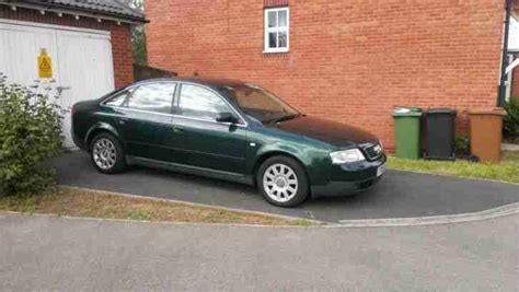 how to fix cars 2001 audi a6 electronic toll collection audi a6 2 4 v6 2001 high spec must see spares or repair car for sale