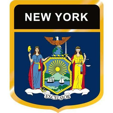crest home design new york new york flag crest clip art