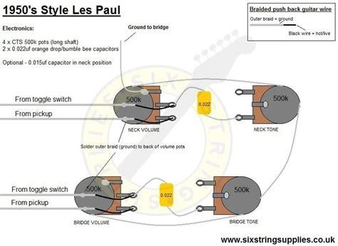 les paul wiring diagram fuse box and wiring diagram