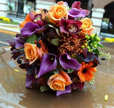 fall flowers wedding 26 romantic fall wedding bouquets style motivation