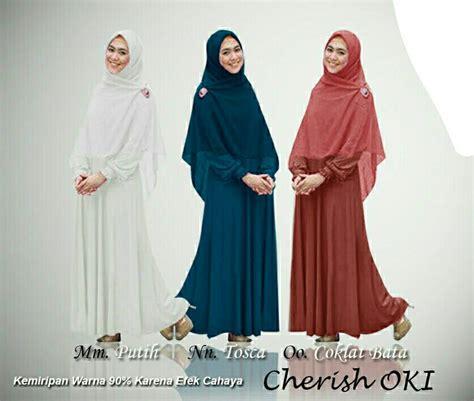 Baju Muslim Oki Setiana Dewi Osd Baju Gamis Oki Setiana Dewi Terbaru Syari Baju Gamis