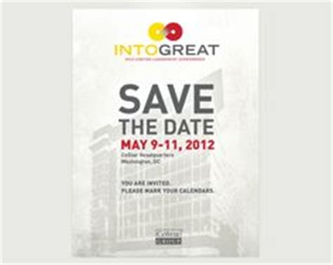 save the date business event templates save the date march 7 10 2013 for the success
