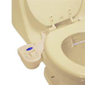 Bidet Toilet Seat Store Shop Blue Bidet Beige Toilet Mounted Bidet At Lowes Com