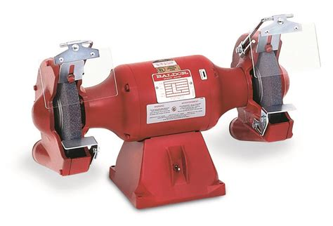 baldor bench grinder parts baldor 8 in red bench grinder ebay