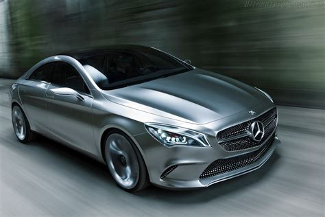coupe stylé mercedes concept style coup 233