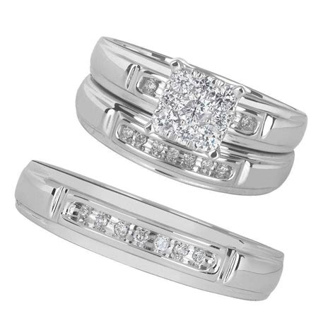 Wedding Bands At Walmart by 15 Best Ideas Of Wedding Bands At Walmart