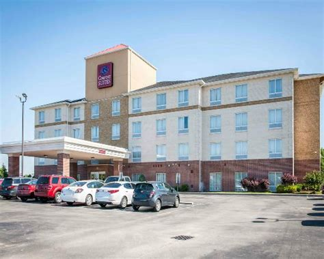 Comfort Suites Kildeer Drive Updated 2017 Prices Motel