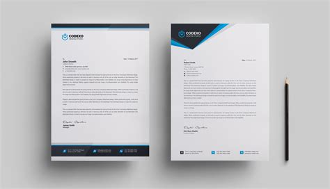 Design Template by Letterhead Design Templates 000610 Template Catalog