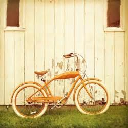 photography home decor bicycle photography rustic decor retro bike art orange wall
