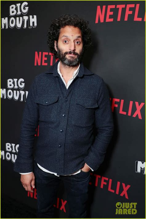 nick kroll mouth nick kroll big mouth cast get support from aziz ansari