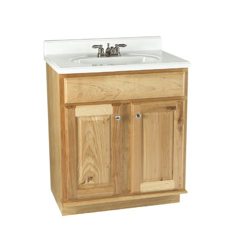 bathroom vanities lowes white sink wooden cabinet steel