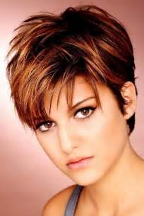 Short layered hairstyle layered haircut for short short layered