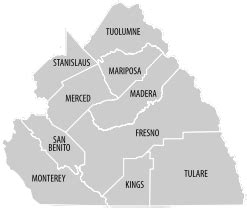 central california map with cities breaking news on central california ca us breakingnews