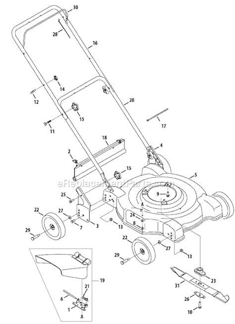 mtd lawn mower carburetor diagram mtd lawn mower grave yard equipment used tractor parts