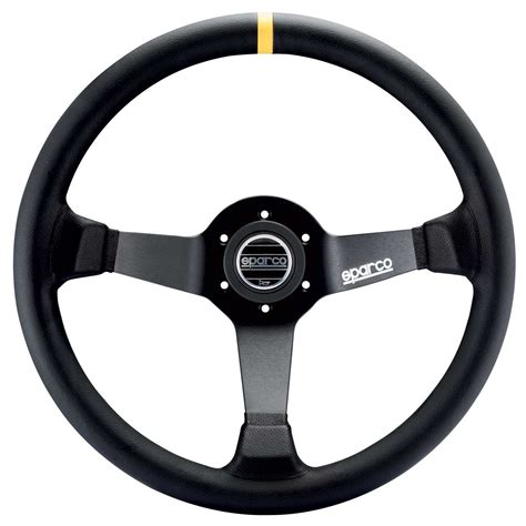 steering wheel sparco 325 steering wheel black suede 350mm diameter