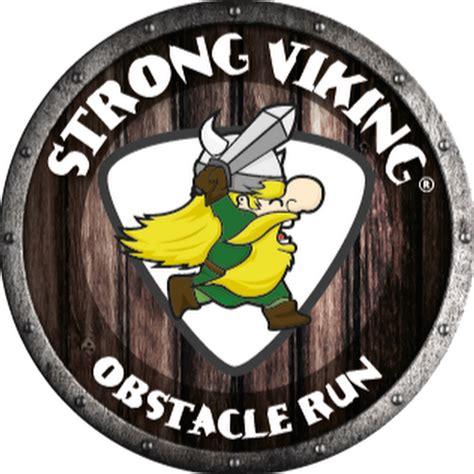 Play Run Strong strong viking obstacle run
