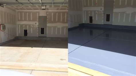 Garage Floor Paint Before And After About Your Raleigh Painting Contractor Exterior Painter