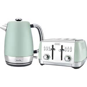 Stainless Steel Kettle And Toaster Sets Breville Strata Collection Kettle And Toaster Bundle