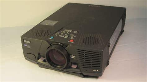 Epson Emp 83h L by Epson Lcd Projector Elp 7500 Ebay