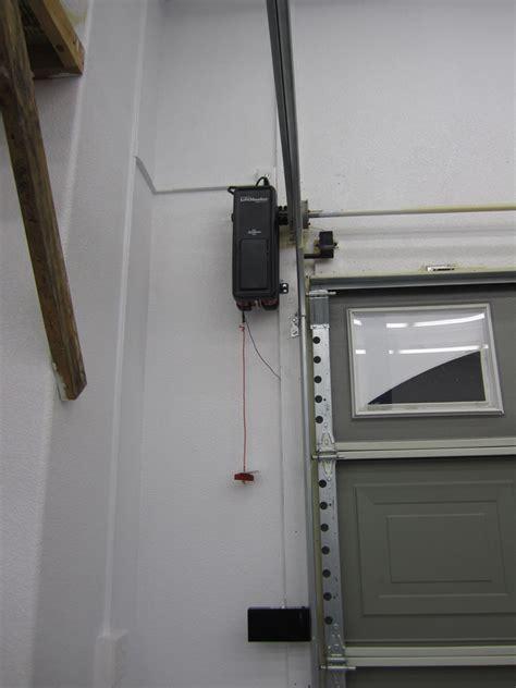 Shaft Mounted Garage Door Opener American Garage Door Shaft Mounted Garage Door Opener