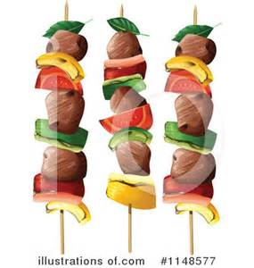 kebab clipart kebab clipart 1148577 illustration by graphics rf