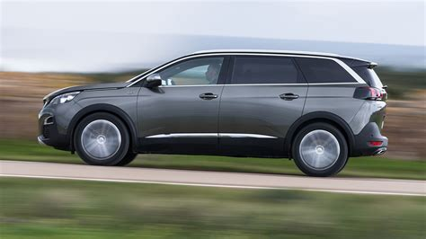 peugeot 5008 2017 review by car magazine