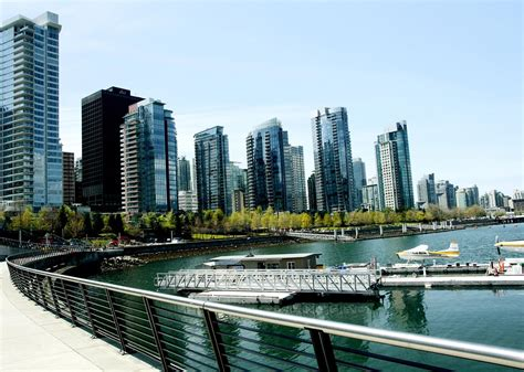 boat financing vancouver free photo vancouver harbor boats city free image on
