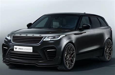 land rover aftermarket range rover velar aftermarket kit on sale now autocar