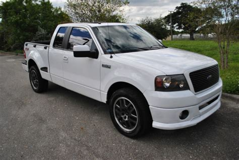 ford fx2 for sale 1ftpx02518kc26678 2008 f150 fx2 flareside the only one