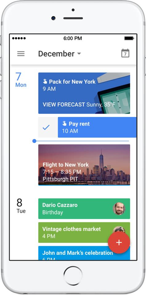 Calendar Reminder App You Can Now Create And Manage Reminders In Calendar