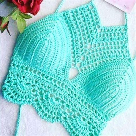 crop top a crochet paso a paso las 25 mejores ideas sobre vestidos tejidos a crochet en