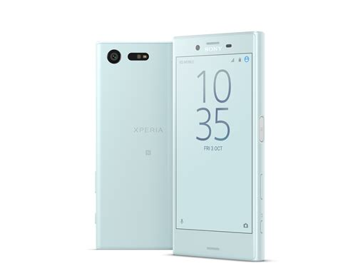 sony compact sony s xperia xz and x compact smartphones bank on photo